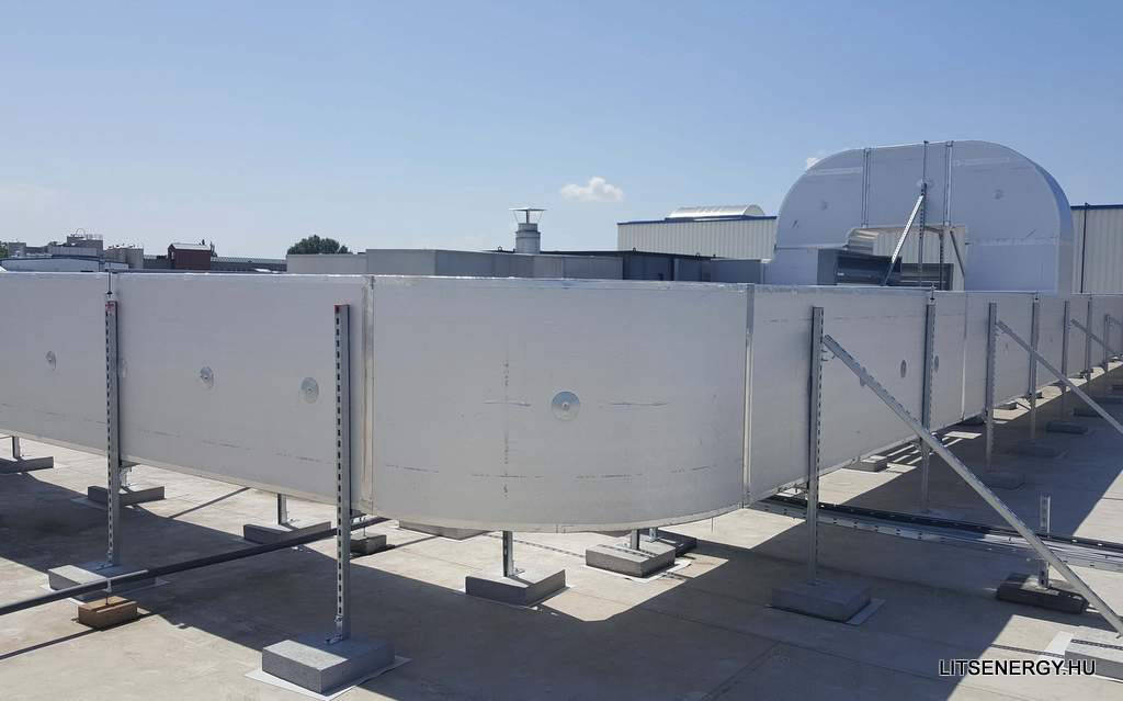 Légtechnikai rendszerek az ALPsystem.hu-nál